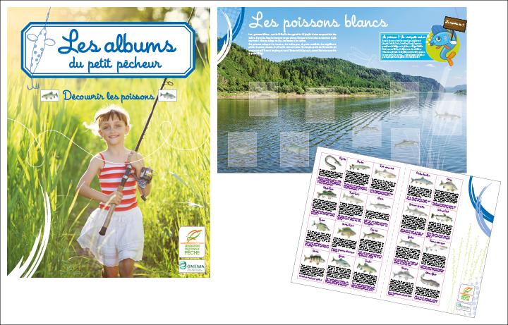 Album de jeu pour enfant FNPF