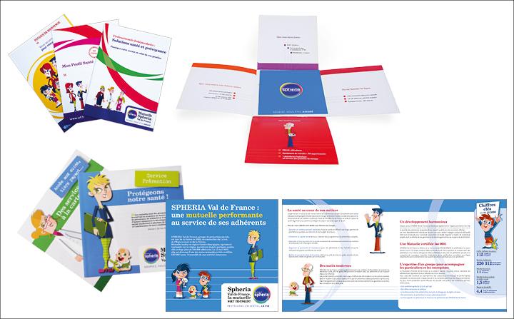 Brochures SVF