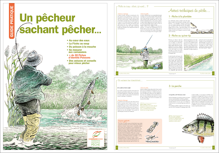 Guide pratique de pêche