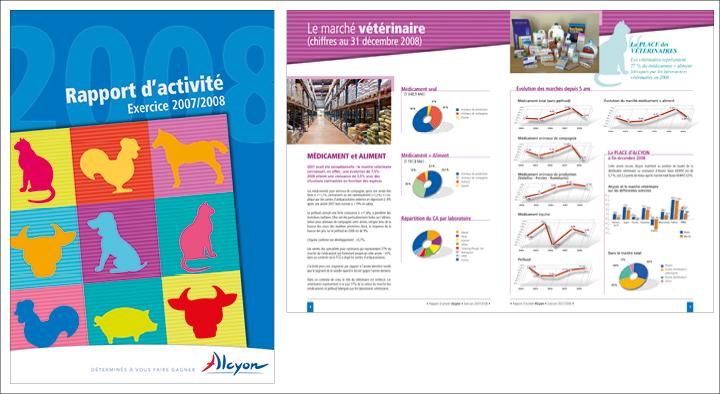 Rapport d'activité Alcyon 2007-2008