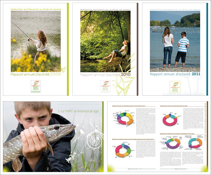 panorama des rapports annuels de la FNPF de 2009 à 2011